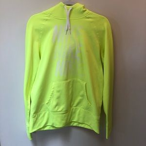 Nike Bright Yellow Therma-Fit Hoodie